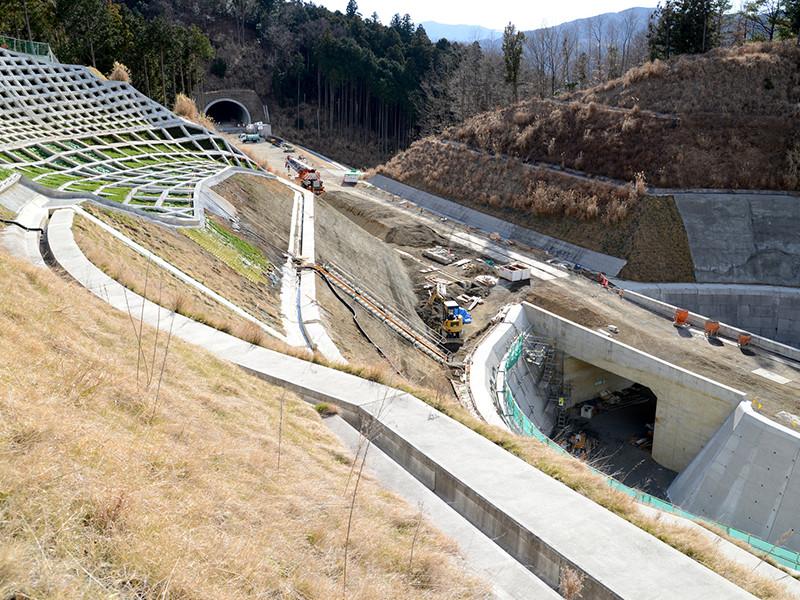 建設工事で発生する土砂や排水のモニタリング